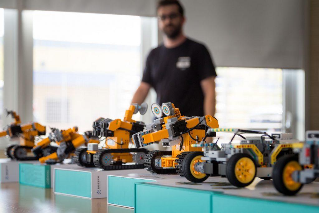 robot fondazione la fenice