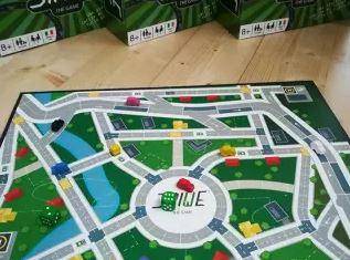 DriWe, il gioco da tavolo per una città più pulita e felice