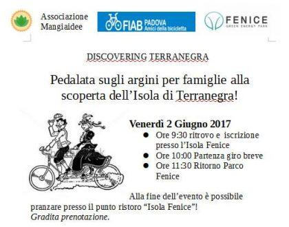"""2 Giugno: Biciclettata """"Discovering Terranegra"""""""