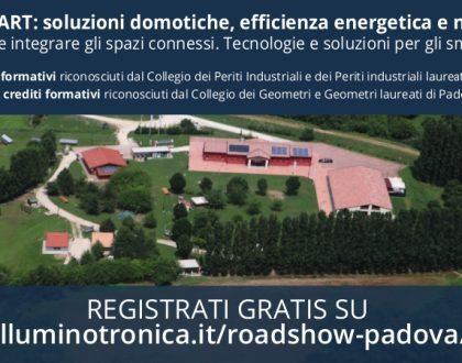 Il Roadshow Padova arriva al Parco Fenice il 7 giugno