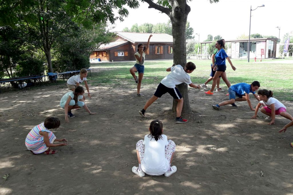 greenglish camp fondazione la fenice
