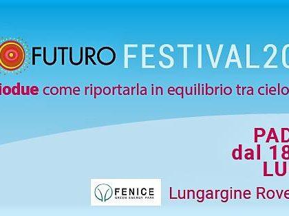 EcoFuturo 2018 al Fenice: programma e prenotazioni per le cene-spettacolo