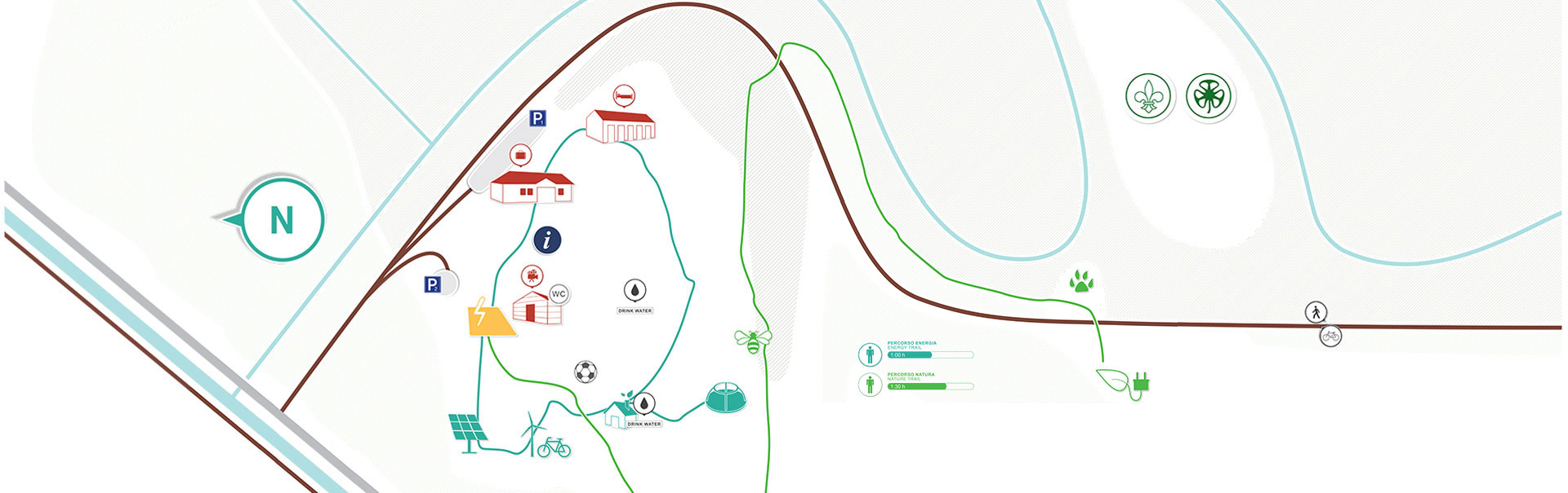 Mappa Fenice Green Energy Park