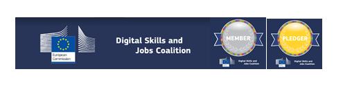 logo digital skills and job coalition