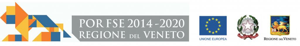 logo POR FSE regione veneto