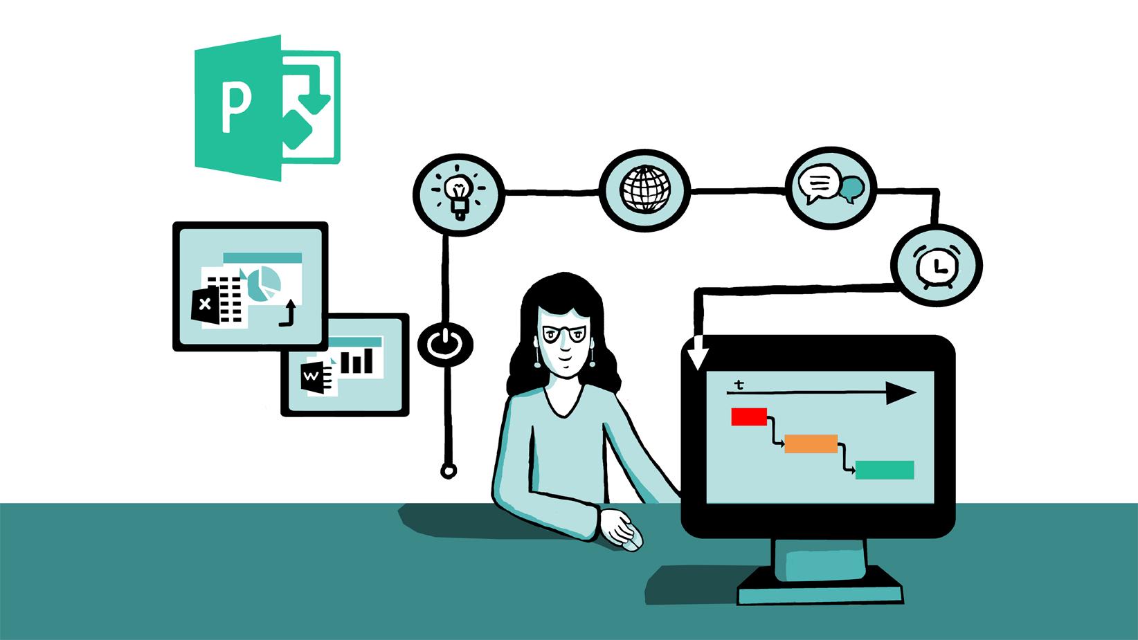 Scuola di Project Management - Microsoft Project